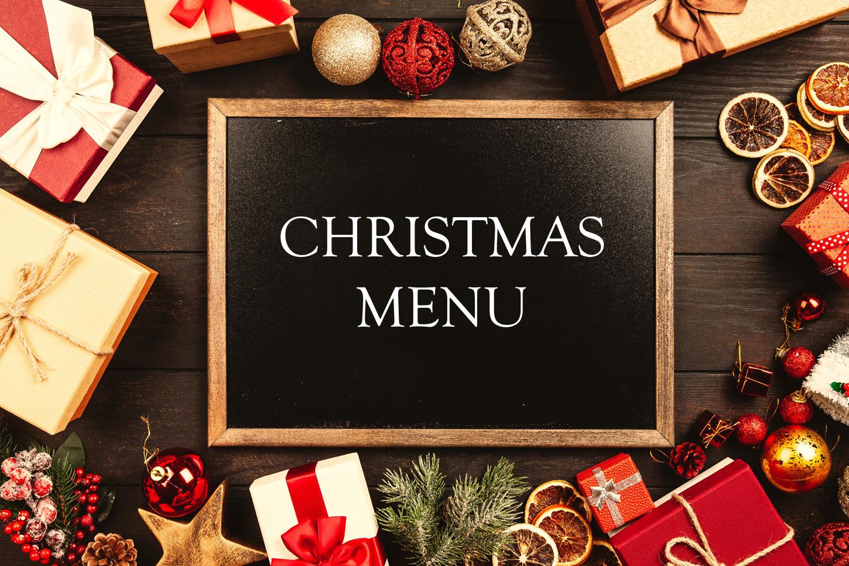 Christmas Menu - The Boathouse Cafe Glencaple