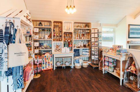 The Boathouse Cafe Shop